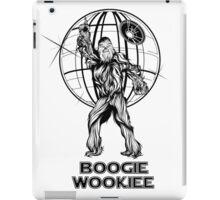 Saturday Night Wookiee - Chewbacca Gets Down iPad Case/Skin