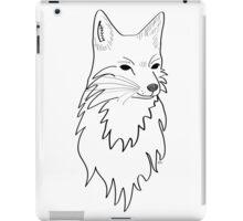 What a Fox iPad Case/Skin