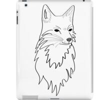 What a Fox iPad Case/Skin