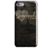 Sassenach at Heart iPhone Case/Skin