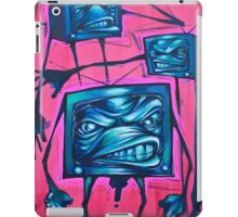 TV SET iPad Case/Skin
