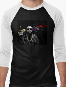 Rick Ross - Mastermind  Men's Baseball ¾ T-Shirt