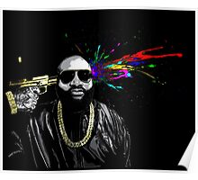Rick Ross - Mastermind  Poster