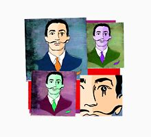 Salvador Dali collage - Spanish Surrealist Painter Unisex T-Shirt