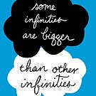 The Fault in Our Stars TFIOS Some Infinities are Bigger than Other Infinities by AdrienneOrpheus
