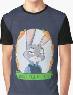 Judy Hopps Graphic T-Shirt