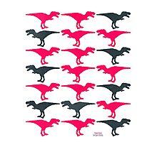 Dinomania A Photographic Print