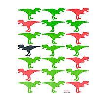 Dinomania B Photographic Print