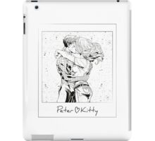 Spiderman <3 Kitty iPad Case/Skin