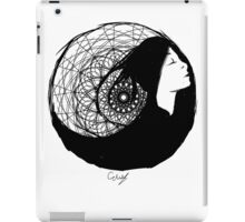 Web Girl iPad Case/Skin