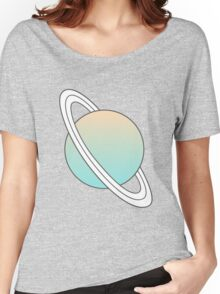 Saturn Women's Relaxed Fit T-Shirt
