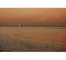 Sunset II Photographic Print