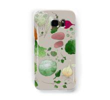 Winter Vegetables Samsung Galaxy Case/Skin
