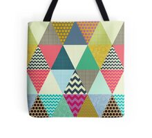 New York Beauty triangles Tote Bag