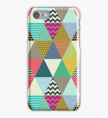 New York Beauty triangles iPhone Case/Skin