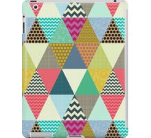 New York Beauty triangles iPad Case/Skin