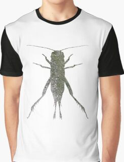 Insect Jumper Texture Outline 03 Graphic T-Shirt