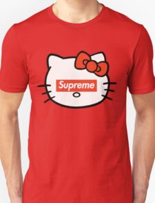 Kitty Supreme Unisex T-Shirt