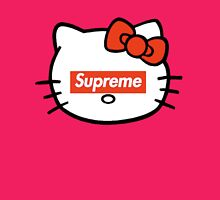 Kitty Supreme Womens Fitted T-Shirt