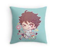 Tooru Oikawa Throw Pillow