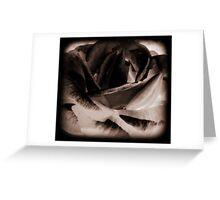 Gloom Greeting Card
