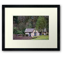 Quiet Retreat Framed Print