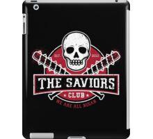 The Saviors Club iPad Case/Skin
