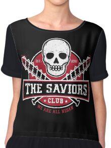 The Saviors Club Chiffon Top