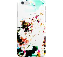 Abstract Spring Blossom iPhone Case/Skin