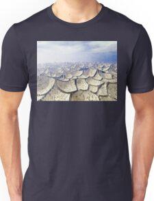 Barren Arid Landscape Unisex T-Shirt