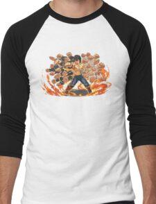 Kenshiro  Men's Baseball ¾ T-Shirt