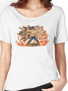 Kenshiro  Women's Relaxed Fit T-Shirt
