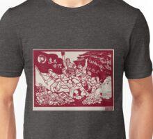 Chinese Propaganda Poster  Unisex T-Shirt