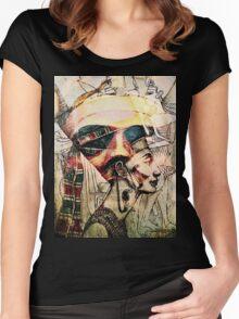 Nefertiti 10 Women's Fitted Scoop T-Shirt