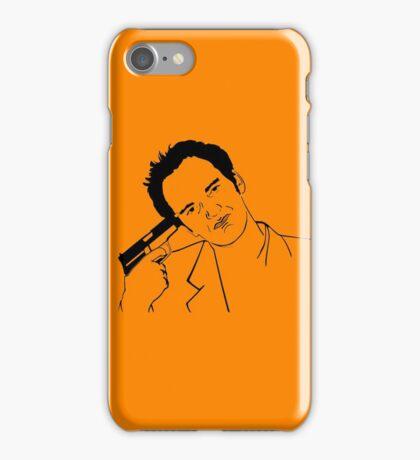 Quentin Tarantino Suicide iPhone Case/Skin