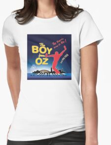 Regals - THE BOY FROM OZ - The Regals Goes To Rio - 1 Womens Fitted T-Shirt