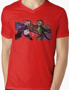 Satan, Alciel and Lucifer  Mens V-Neck T-Shirt