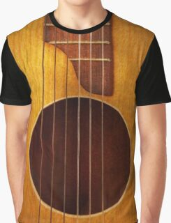 Instrument - String - Let's play some music  Graphic T-Shirt