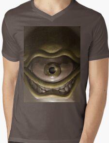 Suezo  Mens V-Neck T-Shirt
