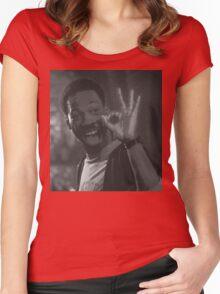Eddie Murphy - Beverly Hills Cop Women's Fitted Scoop T-Shirt
