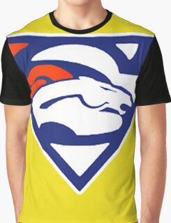 Super Denver Broncos Graphic T-Shirt