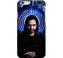 12 monkeys - Cole portrait iPhone Case/Skin