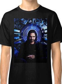 12 monkeys - Cole portrait Classic T-Shirt