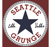Seattle Grunge All Star Photographic Print