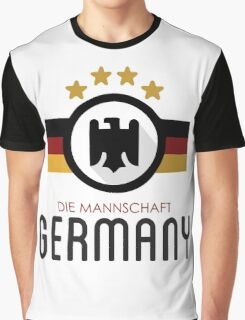 GERMANY JERSEY Graphic T-Shirt
