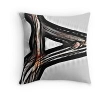 La Danseuse Throw Pillow