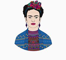 Frida Kahlo (color option) Unisex T-Shirt