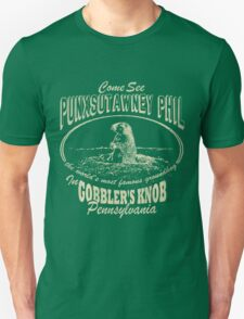 Gobbler's Knob Groundhog Day Movie Quote T-Shirt