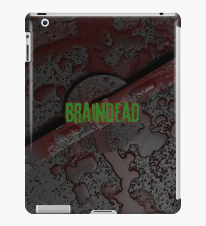 Braindead iPad Case/Skin