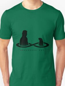 Infinity Groundhog Day Movie Quote T-Shirt